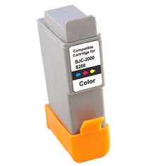 Canon compatible BCI-24C colour ink cartridge