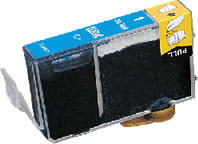 Canon compatible BCI-3eC cyan ink cartridge