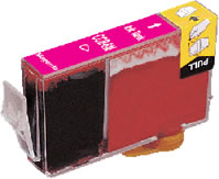 Canon compatible BCI-6M magenta ink cartridge