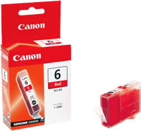 Canon BCI-6R ink cartridge