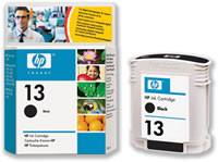 HP 13 black ink cartridge