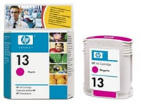 HP 13 magenta ink cartridge