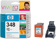 HP 348 photo ink cartridge