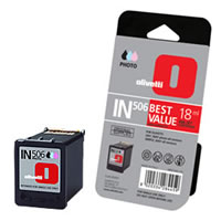 Olivetti IN506 photo ink cartridge