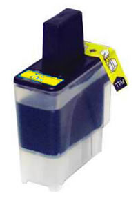 Brother compatible LC900Y yellow ink cartridge