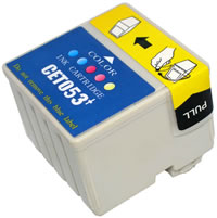 Epson compatible T053 colour ink cartridge