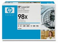HP 98X original black toner cartridge