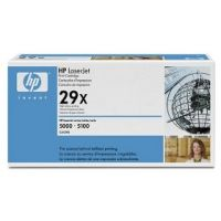 HP 29X original black toner cartridge