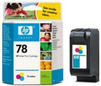 HP 78 colour ink cartridge