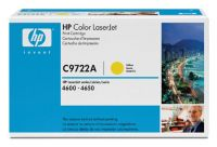 HP 22A original yellow toner cartridge