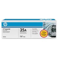 HP 35A original black toner cartridge