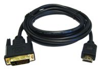 HDMI 1.3 Cable A Male - DVI-D Male 7m
