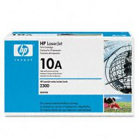 HP 10A original black toner cartridge