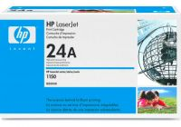HP 24A original black toner cartridge