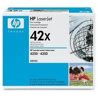 HP 42X original black toner cartridge