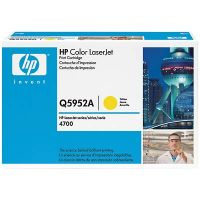 HP Q5952A original yellow toner cartridge