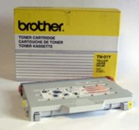 Brother TN01Y yellow toner cartridge